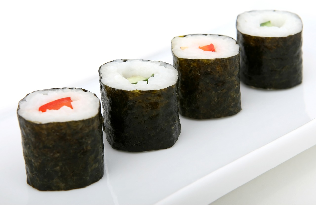 Les algues: aliment de l'avenir?