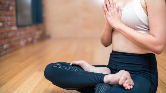Avez-vous essayé le yoga?